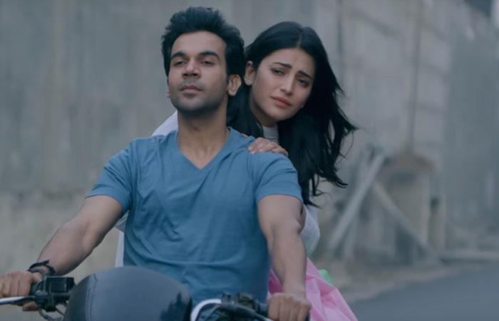 Rajkumar and Shruti