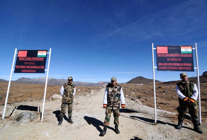 Exercise In Ladakh