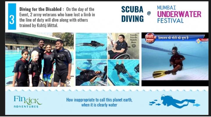 Mumbai Swimming Festival