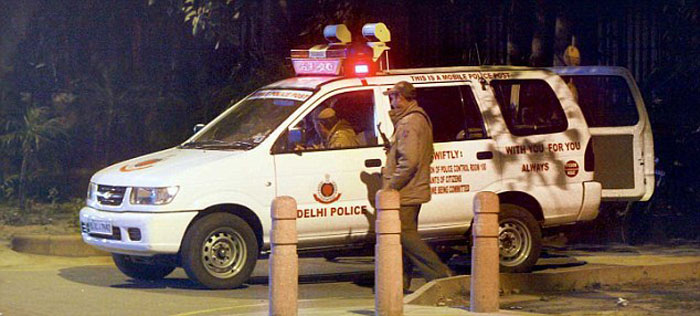 Auto Driver Beaten To Death By DU Students