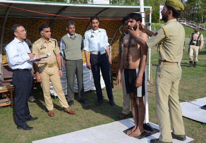 jammu and kashmir police recruitment