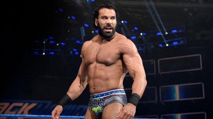 WWE Champion Jinder Mahal