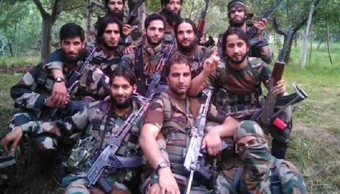 Hizbul Mujahideen Photo