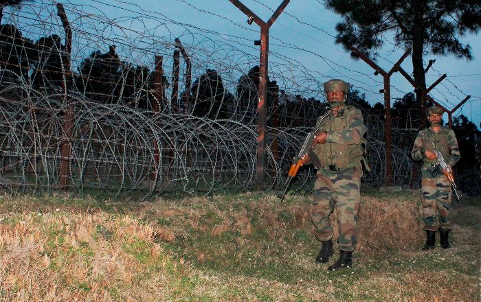 Army Releases Video Of Punitive Strike On Pakistani Posts