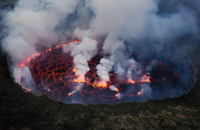 The Masaya Volcano