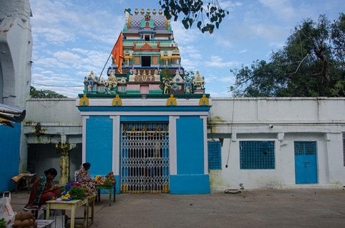 Chilkur temple