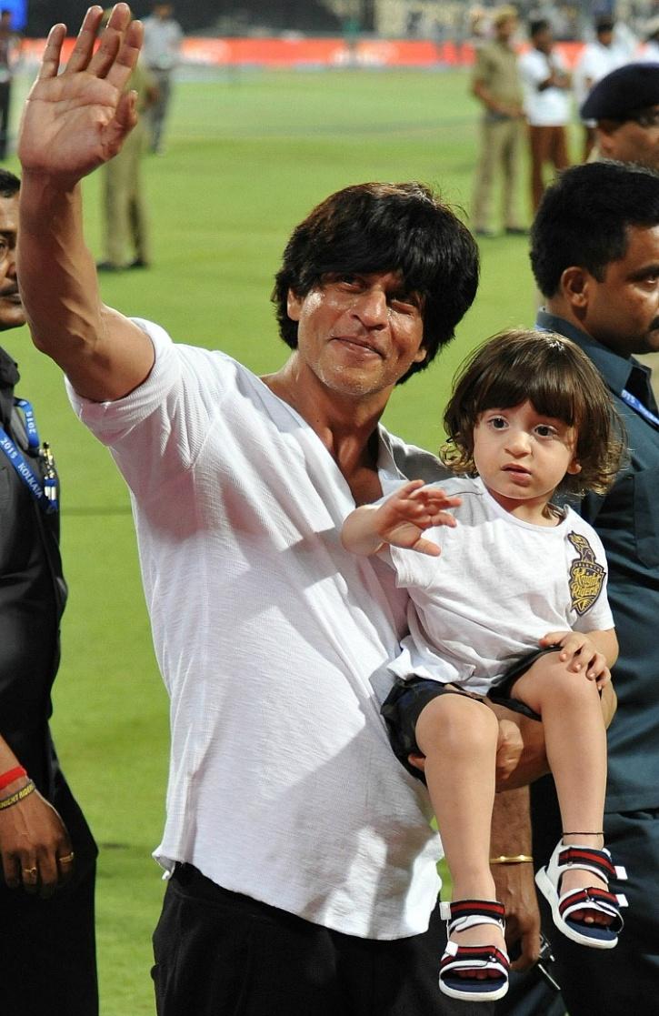 AbRam and SRK