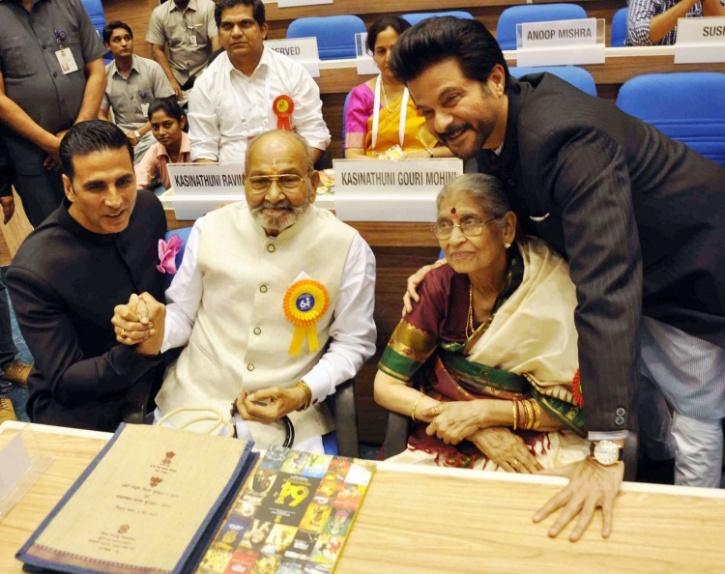 Akshay Kumar and Anil Kapoor