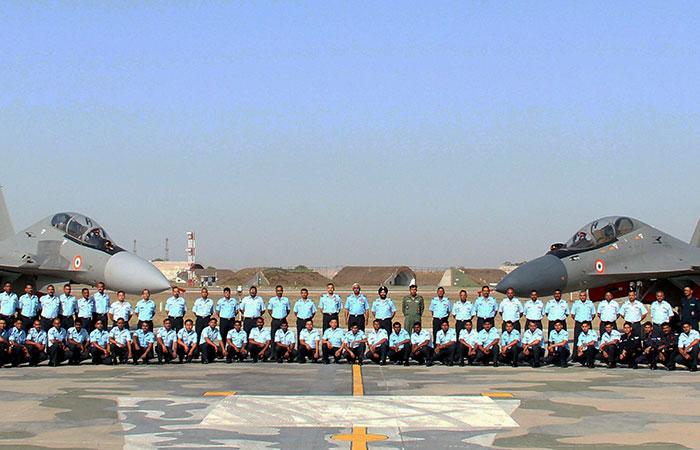 IAF Officers