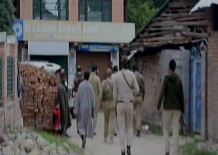 Suspected Militants Loot Two Banks In Jammu And Kashmir