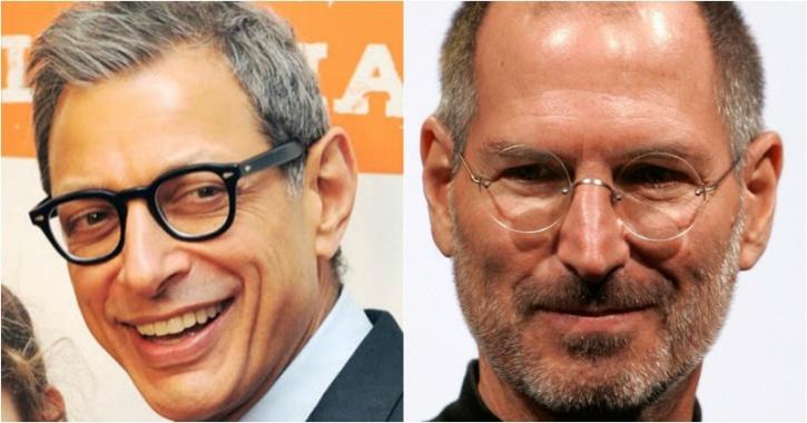 Jeff Goldblum, Steve Jobs
