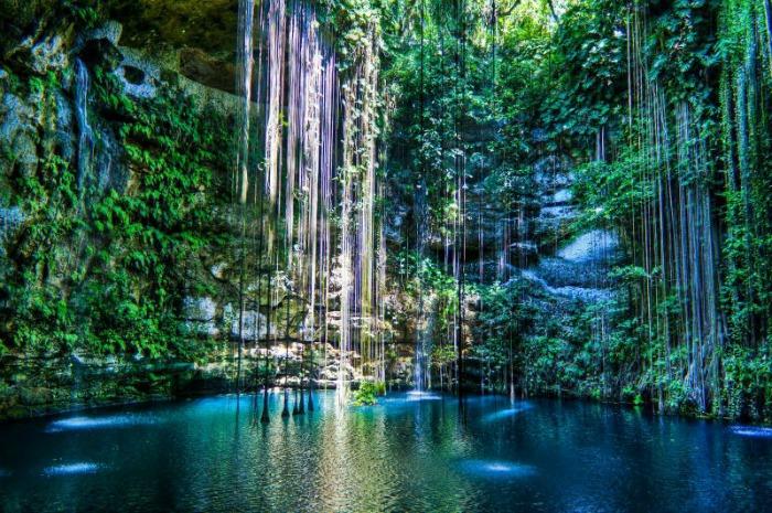 The Mayan Cenotes