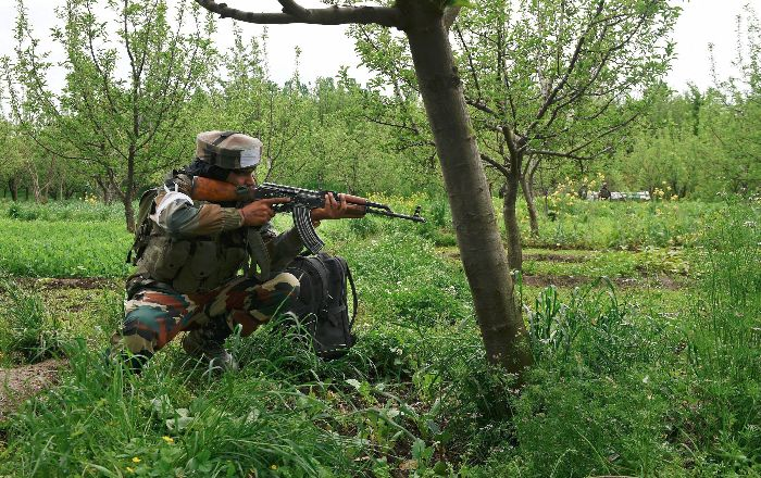 Indian Army Launches First Door-To-Door Search