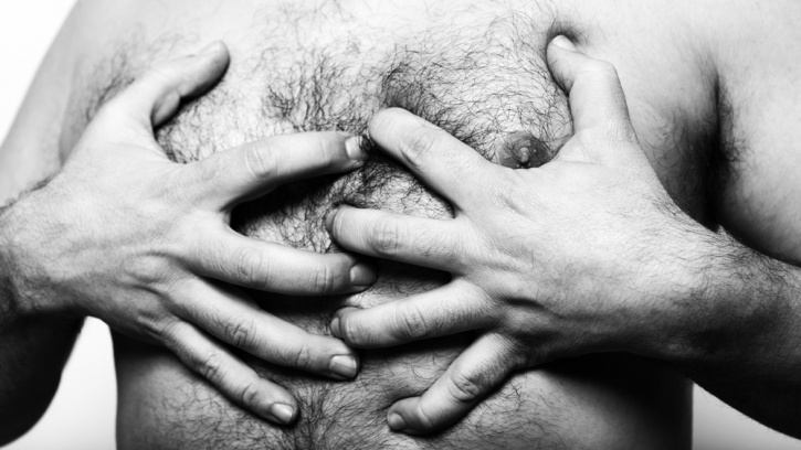 As a man you probably love a great set of boobs; as long as you're not sporting a set of them. A set of man boobs falls tops the chart along with a receding hairline, a beer belly and a hairy body when it comes to the least welcome bodily characteristics of a man