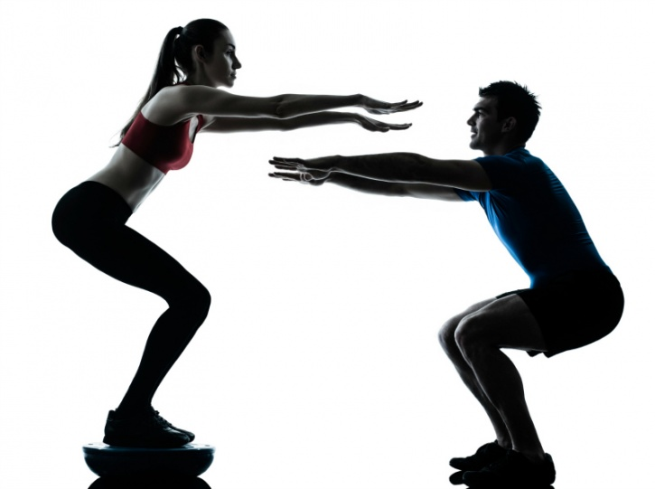 Functional training involves exercises that help the body to move more efficiently and injury-free in daily life