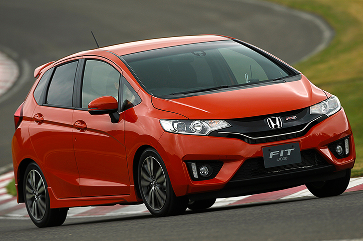 Honda Fit Jazz
