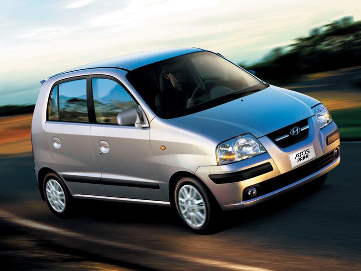 Hyundai Santro Atos Prime