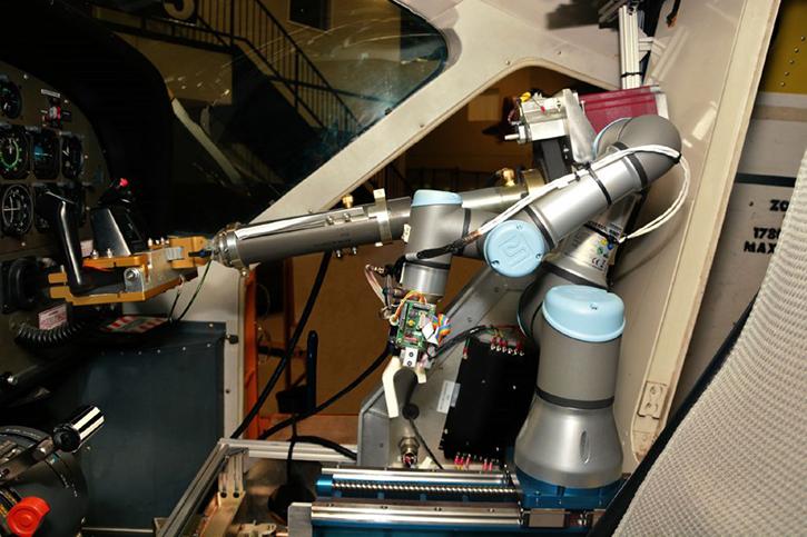 ALIAS flying robot