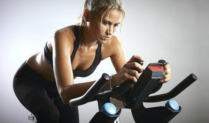 Let's face it — riding a stationary bike is way more convenient. You simply get on the bike or show up to class and go