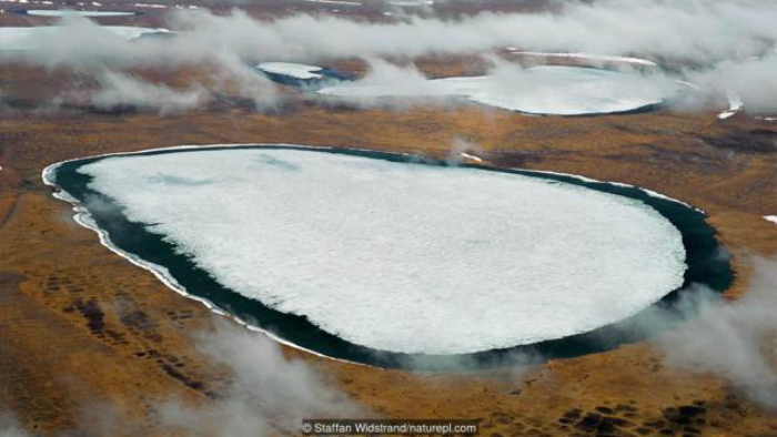 Since people and animals have been buried in permafrost for centuries, the possibility of other infections being released into the atmosphere is very likely