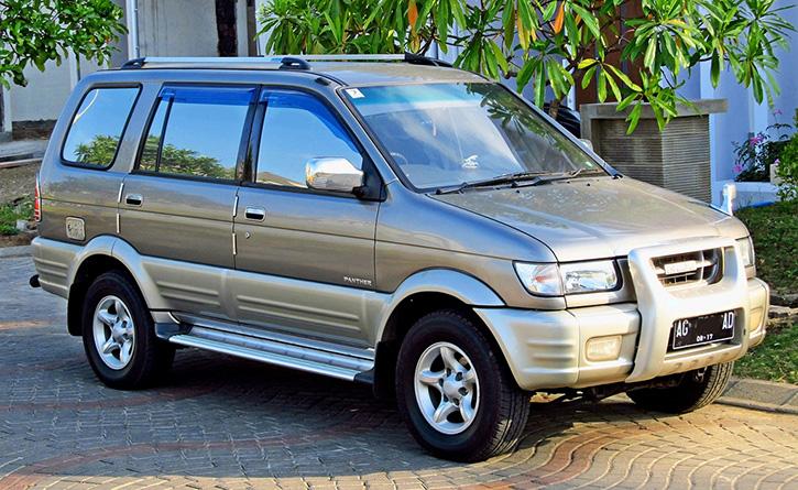 Chevrolet Tavera isuzu panther