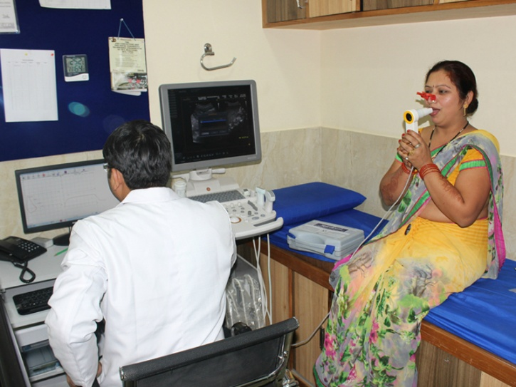 These tests further helps in early diagnosis of asthma and the right treatment plays a crucial role in the patient condition