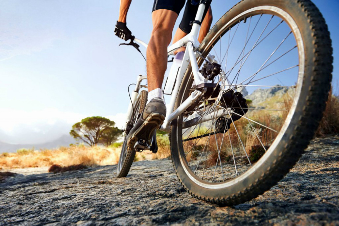 : Biking outdoors can be logistically messy. You need to dress appropriately, bring a tire change (and know how to change a tire), be ready for rough weather, deal with stop lights, stop signs and traffic, and the list goes on