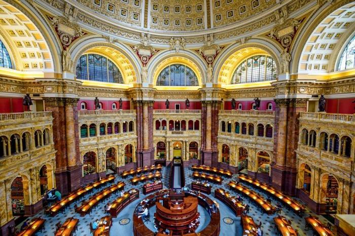 Library of Congress, Washington D.C.