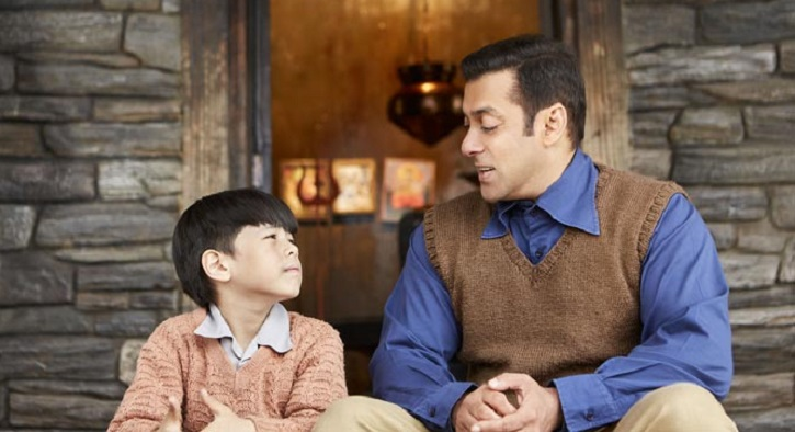 Salman Khan, Tubelight kid