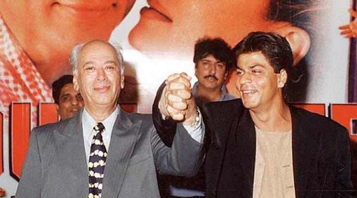 SRK and Yash Johar