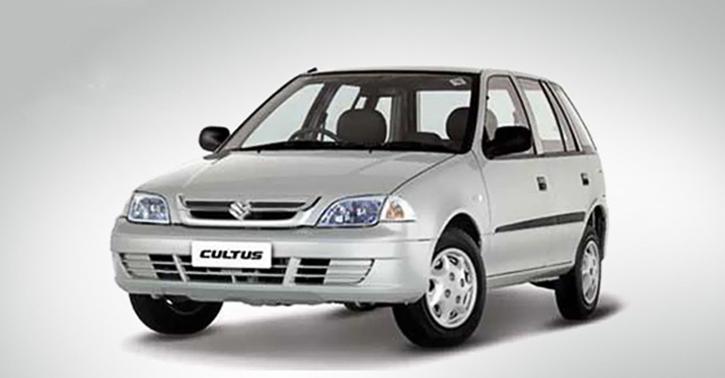 Suzuki Cultus Esteem