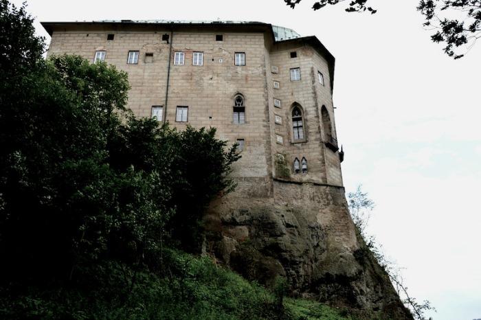 The Houska Castle