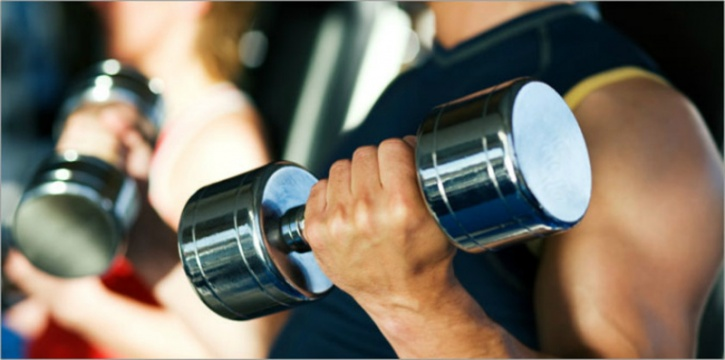 Resistance training involves any exercise that acts at as a resistance against your body