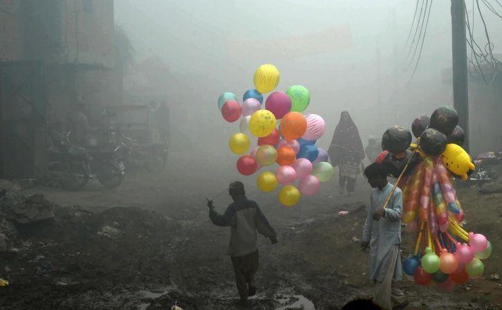 Pakistan Pollution