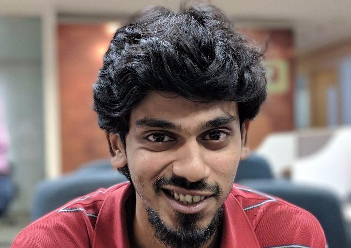 Google Pixel 2 XL Portrait shot