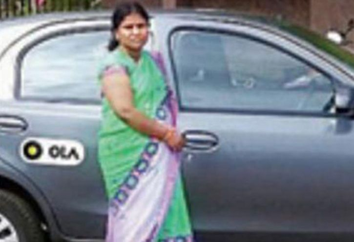 Woman Cabbie Refused To Give Up Her Job