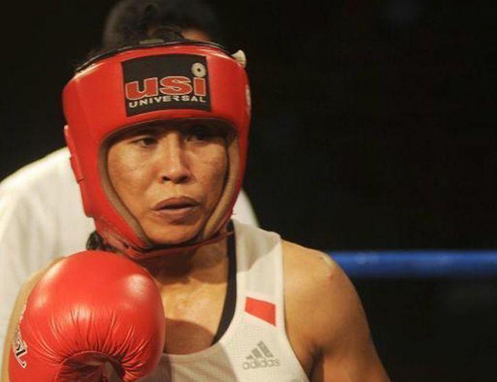 Asian Boxing Meet