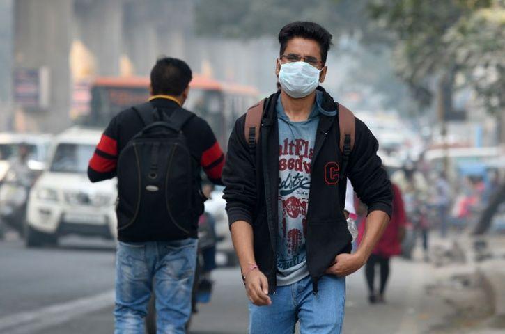Smog Delhi NCR
