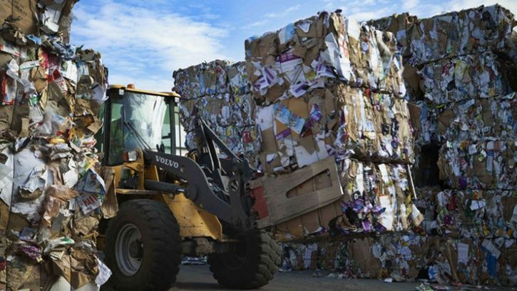 Sweden is importing waste to recycle