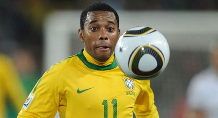 Brazilian Footballer Robinho