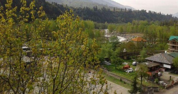 Manali Cleanest Village