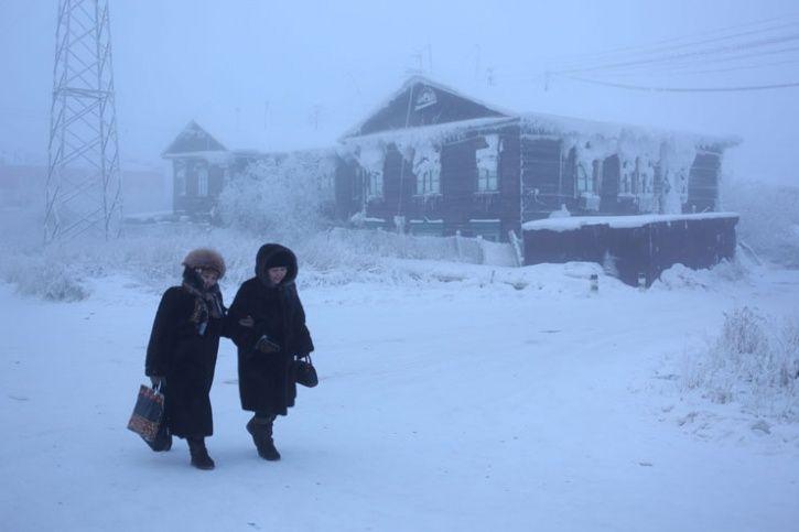 Schools in Siberian town remain
