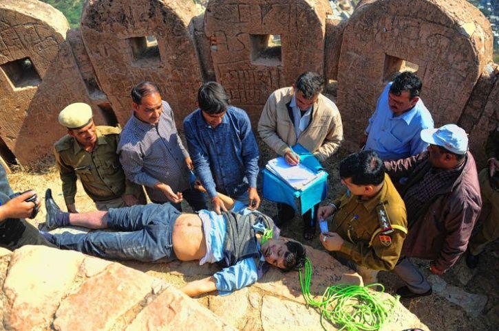 jaipur murder