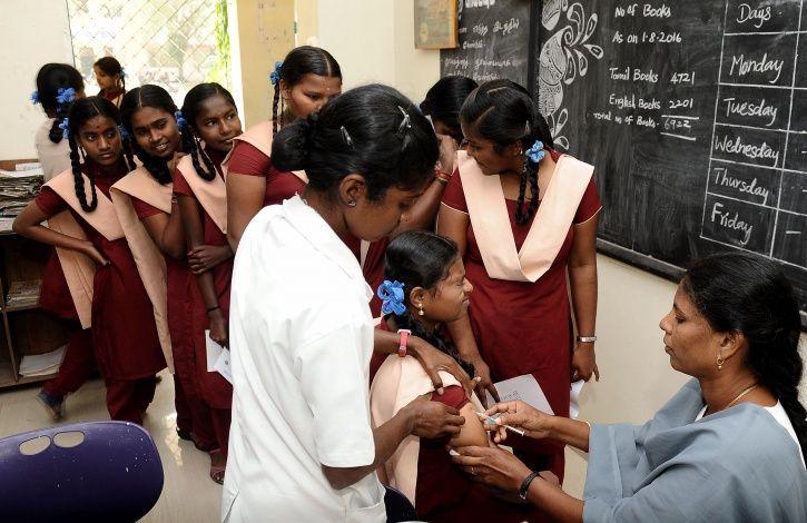 Measles-Rubella Vaccination