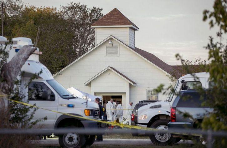 Texas church attack