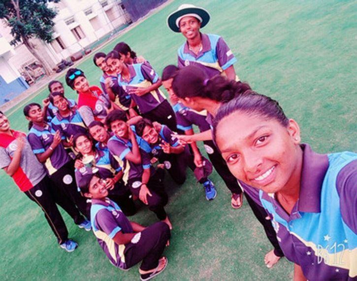 Nagaland U-19 Girls