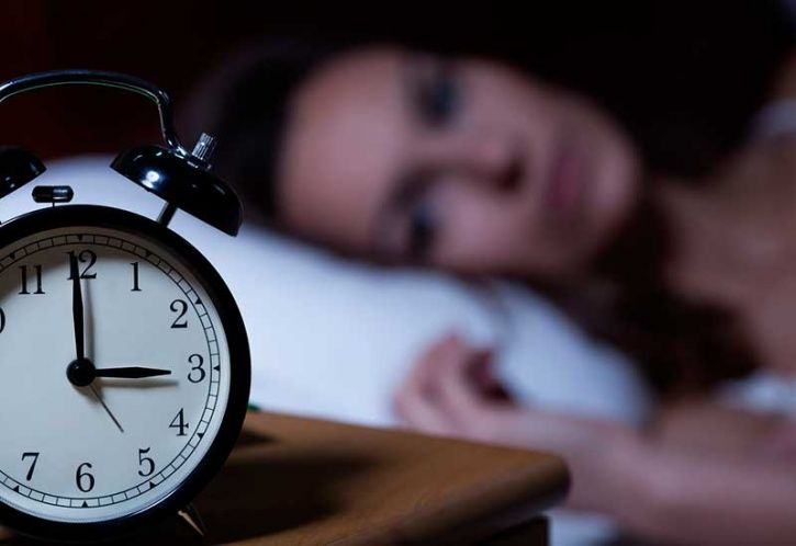 #3. Having trouble staying asleep  -Avoiding alcohol before bedtime as it can decrease the amount of deep sleep you get. -Keeping your room to 20-21 degrees Source: National Institute On Alcohol Abuse and Alcoholism