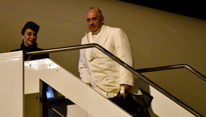 Myanmar will be welcoming a pope for the first time