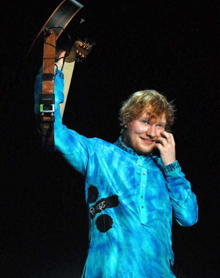 Ed SheeranA