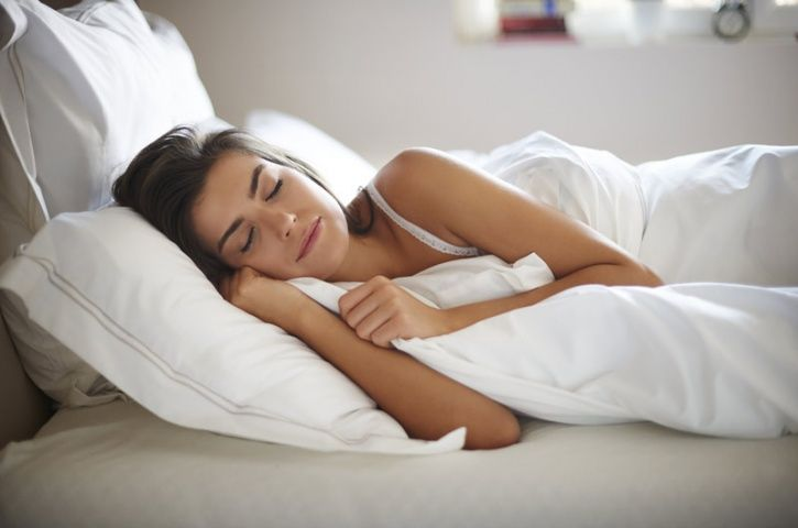 #7.  Addressing a snoring problem -Sleep on your side or keep your raised by a few inches -Keep your sinuses clean by using a saline solution to clean your nasal passage Source: Harvard Medical School